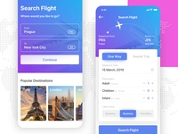 Flight Search App