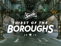 Sprite Thirst of the Boroughs