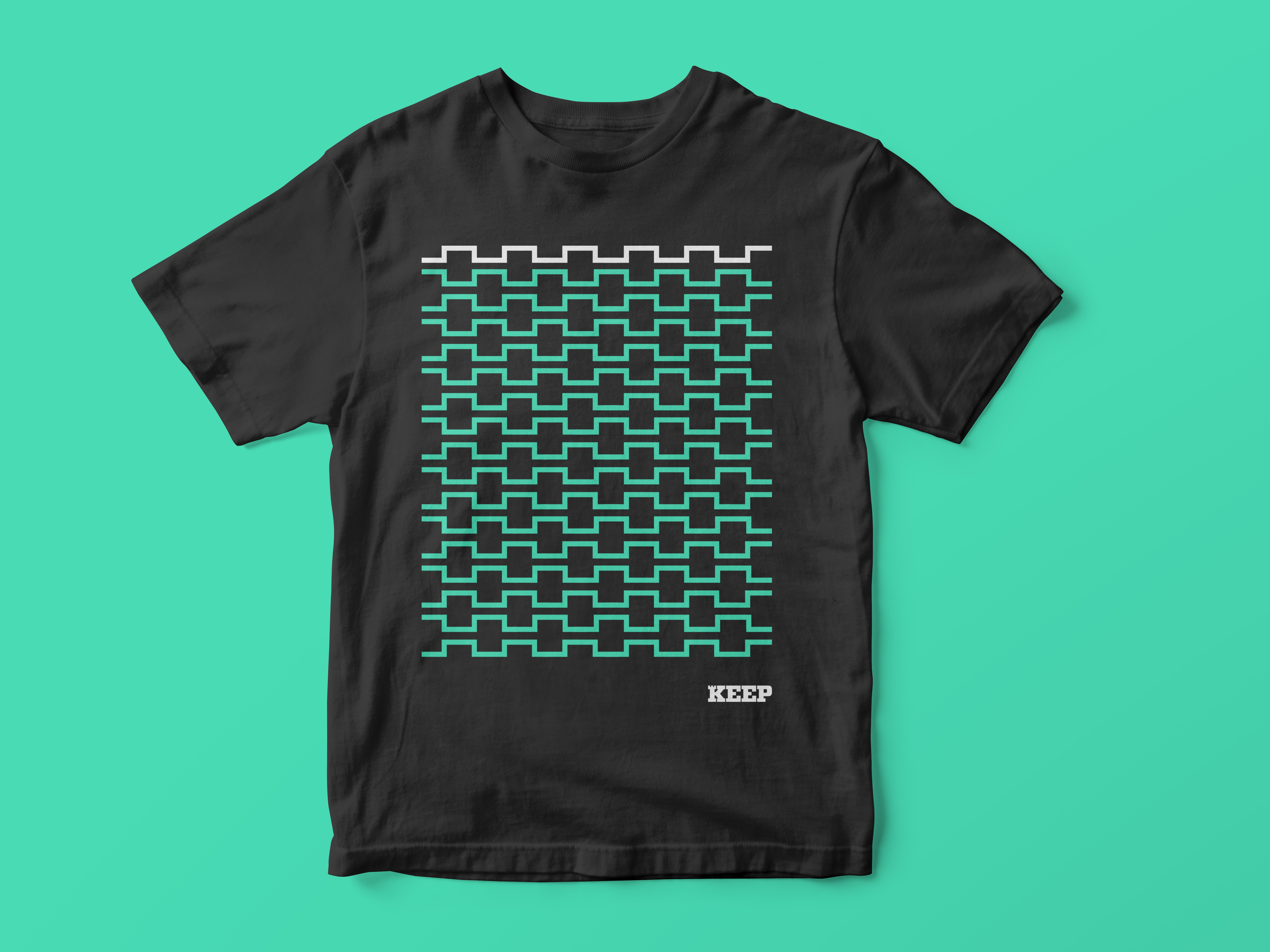 Keep t shirt