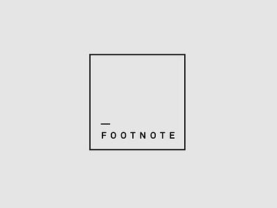 _Footnote akkurat logotype bottom square identity logo name footnote