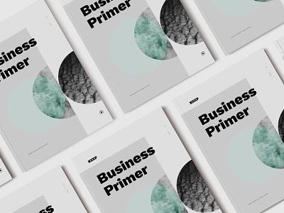 Keep Business Primer print business primer book cover crypto keep