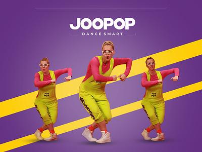 JOOPOP - Dance Smart digitalart branding agency photography illustration dance posters graphicdesign branding digitalmarketing creative design brandidentity advertising