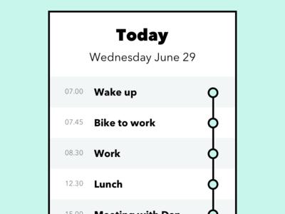 Dailyui071 Schedule