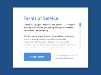 Dailyui089 Terms Of Service service of terms dailyui089 dailyui