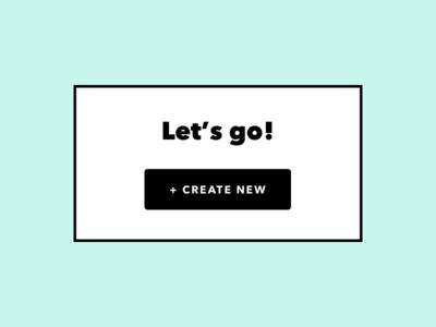 Dailyui090 Create New new create dailyui090 dailyui