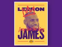 Lebron James 👑Long live the King