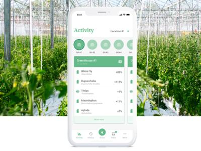 Koppert Biological Systems scout koppert horticulture greenhouse app agriculture