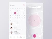 Scheduler app light