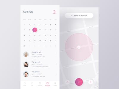 Scheduler App — Light