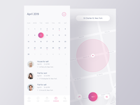 Scheduler App — Light
