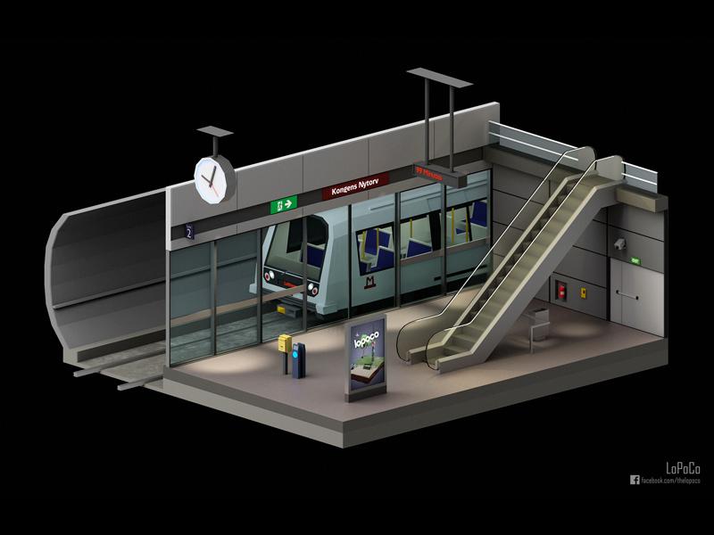 Metro Game Artm Check That Room