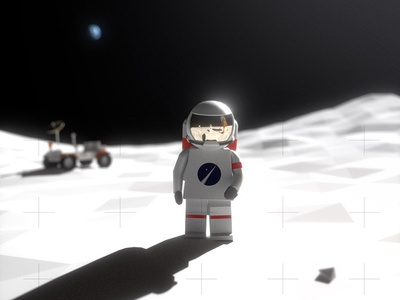 One Small Step for a LegoMan