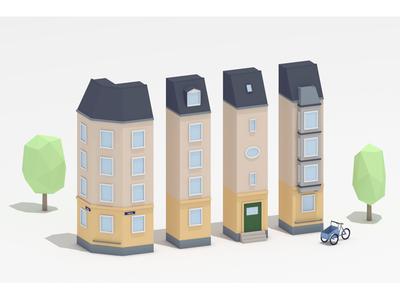 Modular Danish Apartments
