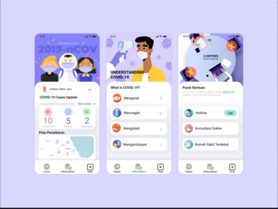COVID-19 Information App