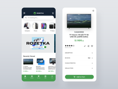 eCommerce app concept retail store retail ecommerce shop uxui ui ux ecommerce design ecommerce app ecommerce mobile ui mobile design mobile app design mobile app mobile
