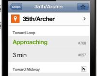 Train Tracker Times