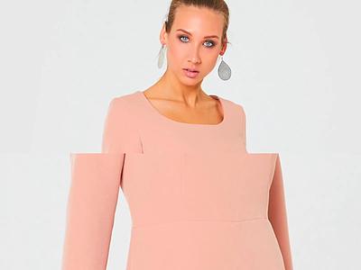 Lucien Krisanova adaptive design web uidesign dress ecommerce online store online shop fashion brand fashion ux website design web design ui