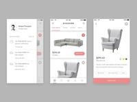 Furniture Shop App