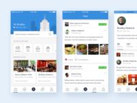 Fudigo - Restaurant App | Exploration