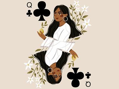 Queen vector character design character vector art vector illustration digital illustration digital art illustration design illustration art