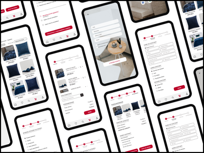 home&you mobile checkout process checkout page checkout app mobileappdesign uidesign design ui design ui dailyuichallenge dailyui daily 100 challenge