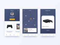 Reward App - Unused Concept