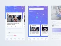 Video Travel App - Concept