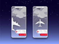 Ticket Booking App Concept