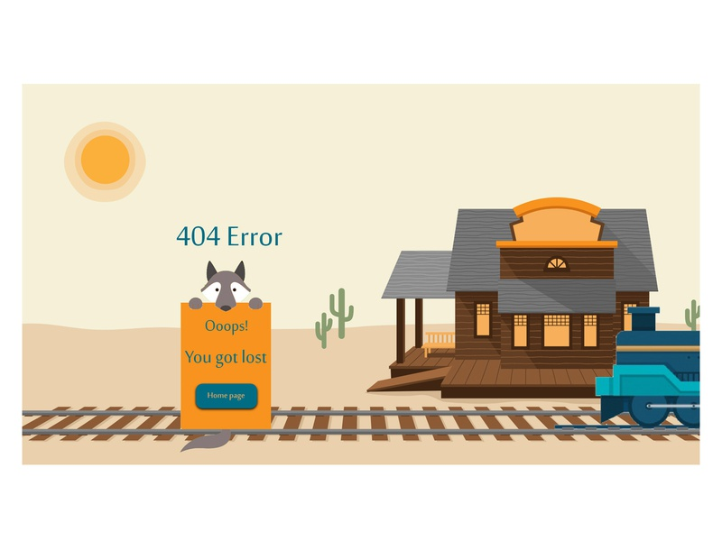 Error 404 uidesign