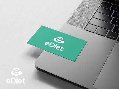 eDiet brand identity brand design branding brand