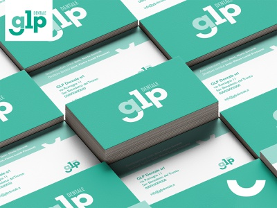 glp dentale business card design businesscard business card business branding brand design brand brand identity