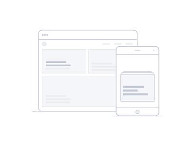 Icon ux ui design minimal modern creative clean