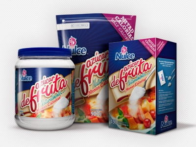 Project: Nulce packaging