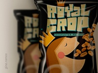 Project: Packaging - Royal Crop