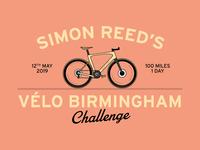 Velo Bike Race Logo