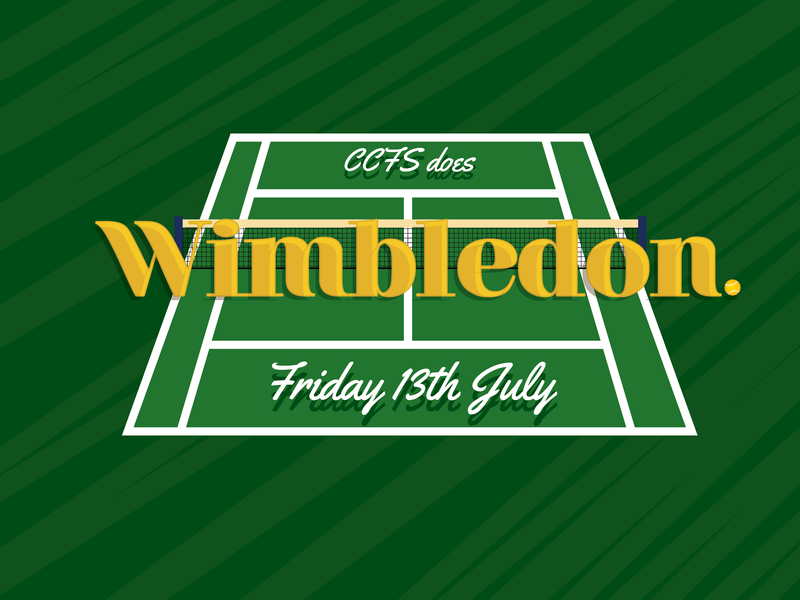 Wimbledon vector illustration vector wimbledon tennis type logo illustration design typography