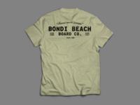 Bondi Beach Board Co. T Shirt no.2