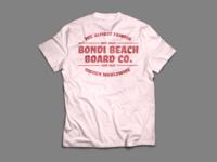 Bondi Beach Board Co. T Shirt no.4