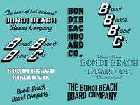 Bondi Beach Board Co. Graphics