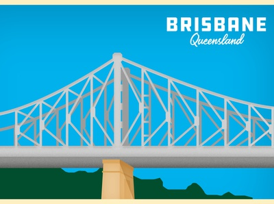 Aussie Postcards pt.3 - Brisbane