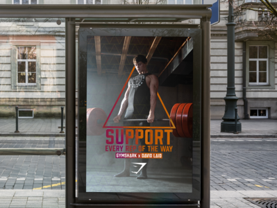 Gymshark Campaign