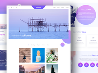 Photohat Landing Page