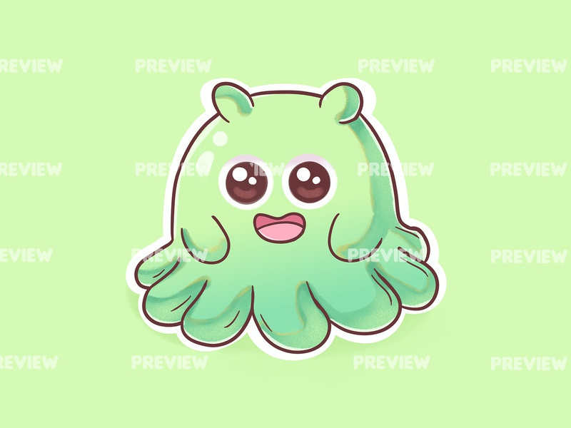 MOnster 2 monster ilustration cute monster design drawing cute monster mascot cute illustration illustration