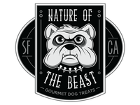 Nature Of The Beast Doggy Treats Logo