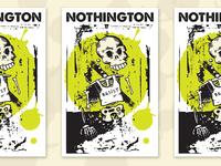 Nothington Skeleton Poster