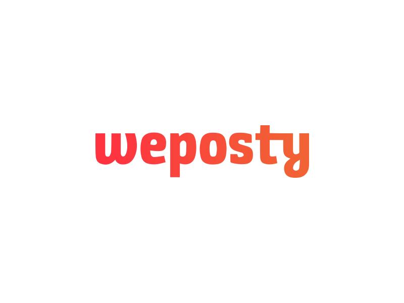 Weposty branding