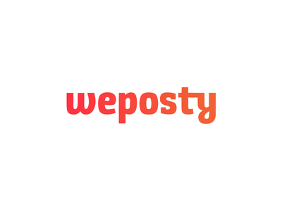 Weposty Logo ugc marketing social media pinterest facebook instagram weposty
