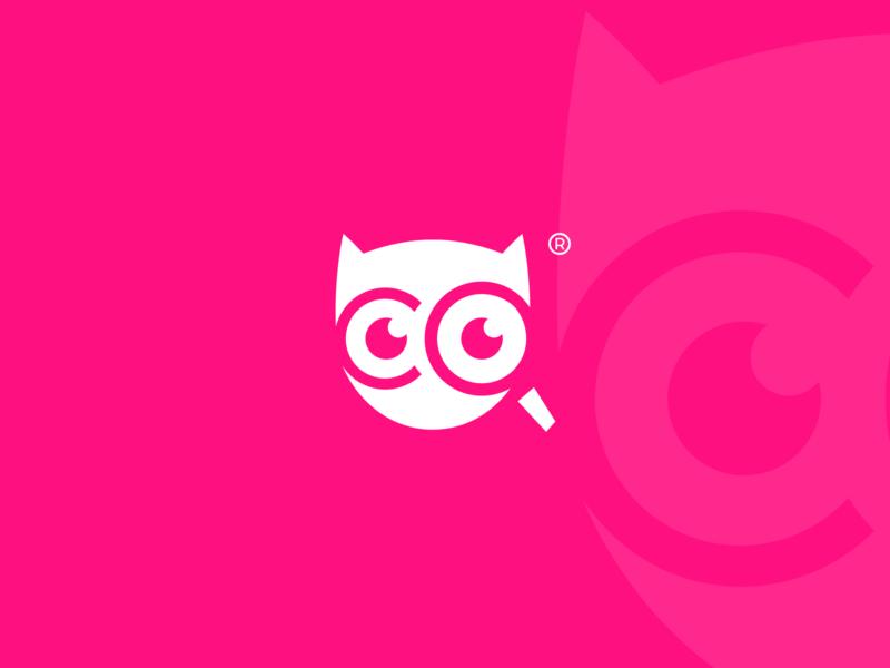 New branding for startup logo owl logo owl app ecommerce shop branding