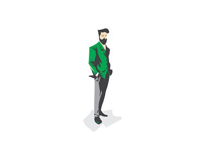 C 02 0 character design illustration