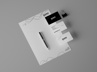 b Branding 4 shana KAM HAJM identity graphicdesign logo design